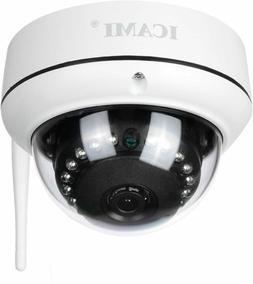 Camara Wifi De Seguridad Para Casas IP Interior Exterior Vig
