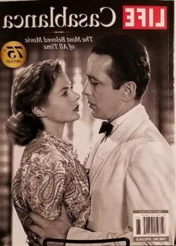 Life Magazine Casablanca 75th Anniversary Most Beloved Movie