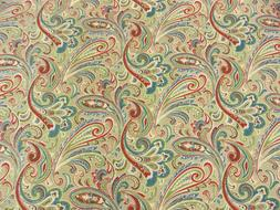 Outdoor Fabric Richloom Casa Collection Paisley 3 7/8 yards,