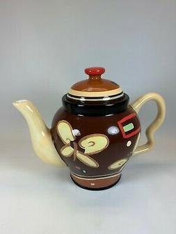 tea pot bella casa ganz butterfly coffee pot new