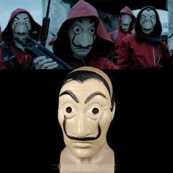 US!2018 La Casa De Papel Face Mask Salvador Dali Mascara Mon